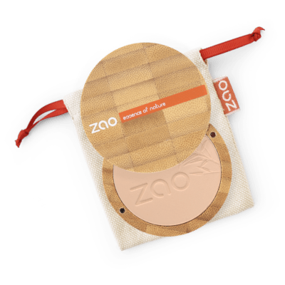 Poudre Compacte – Beige Orangé 302