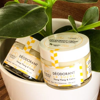 Déodorant Crème Naturel – Le Sucré