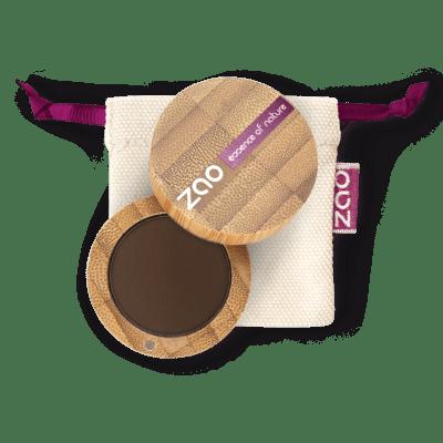 Ombre à Paupières Mate – 205 Violet Sombre
