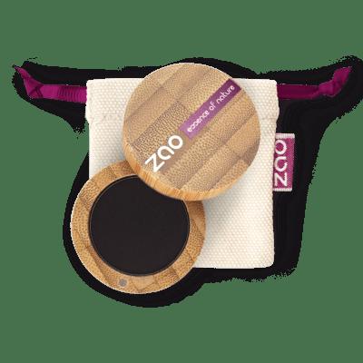 Ombre à Paupières Mate – 206 Noir