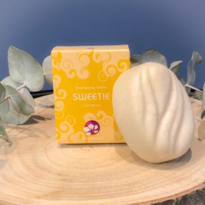 SWEETIE – Shampoing Solide Démêlant