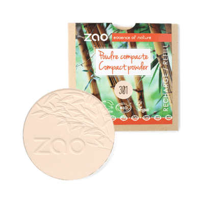 Recharge Poudre Compacte – Ivoire 301
