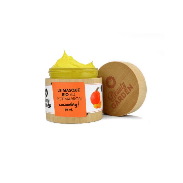 Masque Bio au Potimarron Cocooning - Zao Makeup