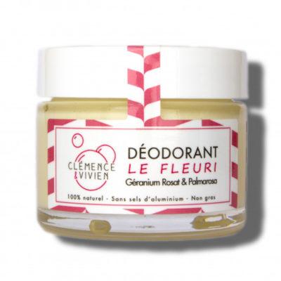 Déodorant Crème Naturel – Le Fleuri