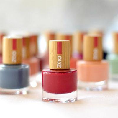 Vernis à Ongles – Zao Makeup