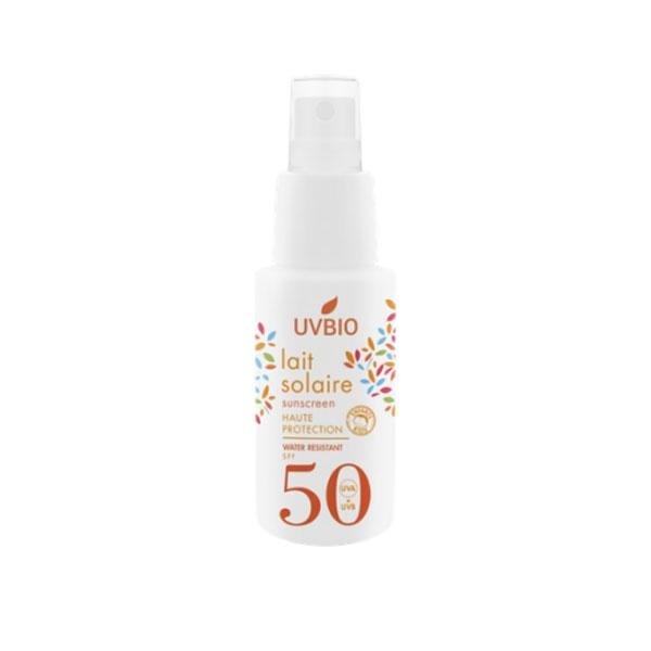 Lait Solaire Bio Kids SPF 50 50 ml UVBIO