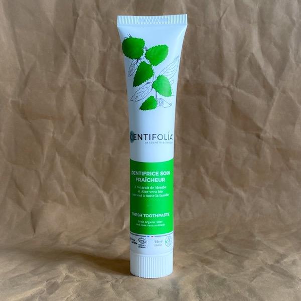 Dentifrice soin Fraicheur Centifolia