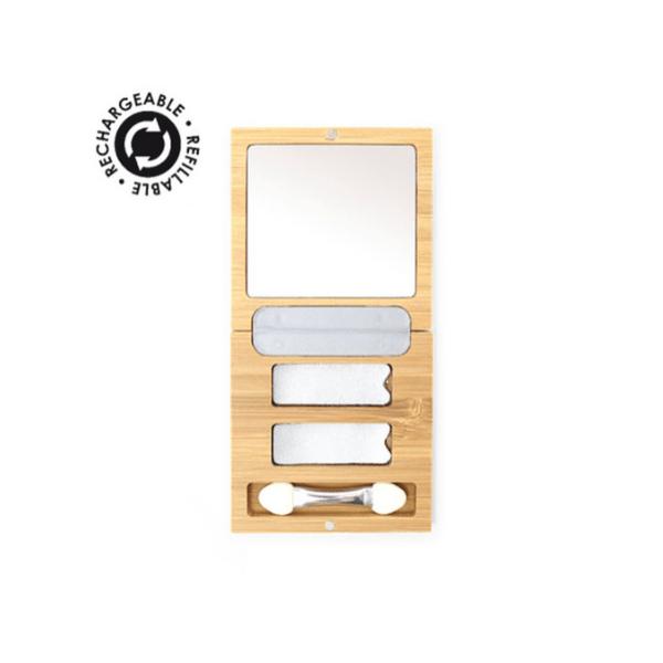 Bambou box duo rechargeable - Zao Makeup
