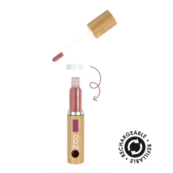 Encre à lèvres Collection d'été Rechargeable Zao makeup