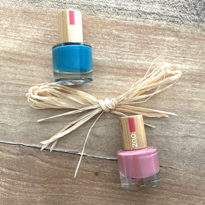 Vernis à Ongles Collection d'Été – Zao Makeup