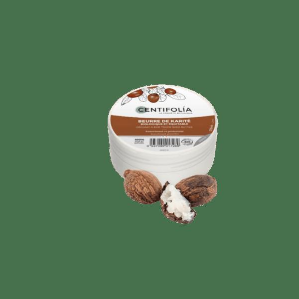 Beurre de Karité Biologique et Équitable - Centifolia