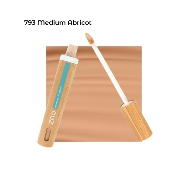 Anticerne Fluide Medium Abricot 793 - Zao Makeup