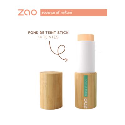 Fond de Teint Stick – Zao Makeup