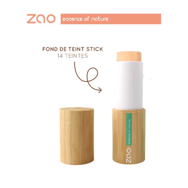 FOND DE TEINT STICK - Zao Makeup