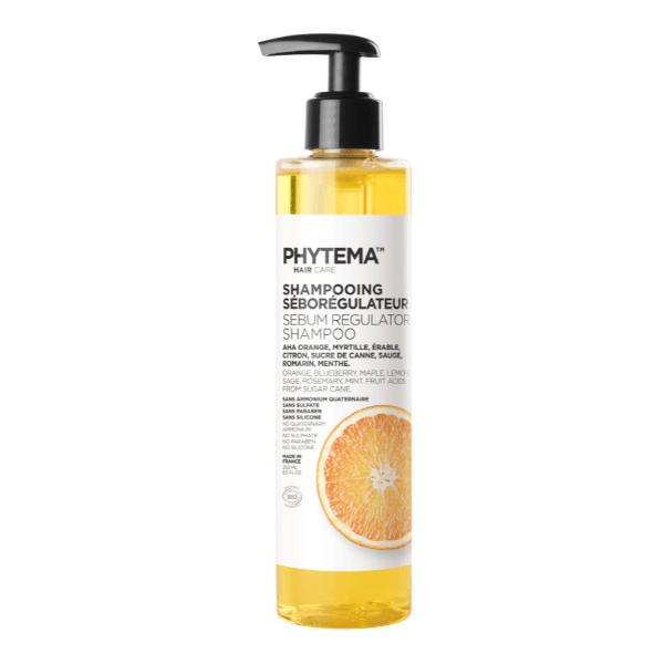 Shampoing Séborégulateur Bio • Phytema
